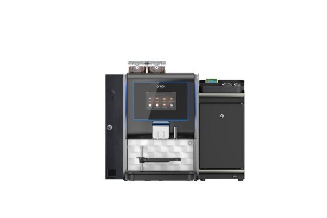 Primo Compact 21 fridge and payment pod
