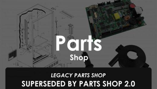parts shop legacy tile